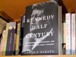 His book is a recommended companion to the class, and to any Kennedy fan!
