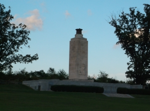 Gettysburg's Eternal Peace Monument