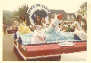 Miss Schuylkill Haven,  1968