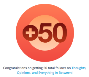 We've hit a wonderful milestone!