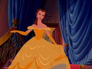 Growing up as an introverted bookworm, how could I escape dreaming of a life where I was Belle?